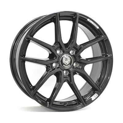 Inter-Tyre KR1 ZWART GLANS