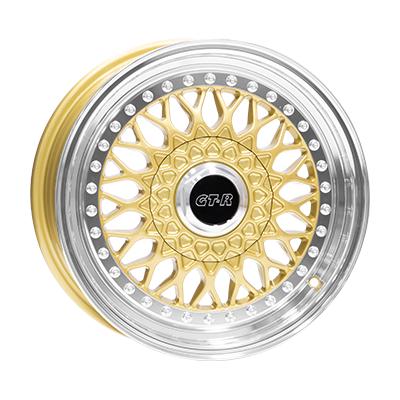 Inter-Tyre RS601 GOUD / GEPOLIJST