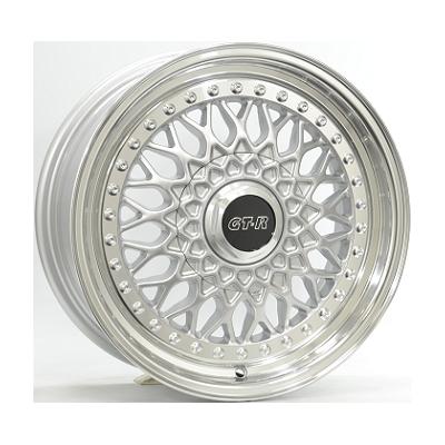 Inter-Tyre RS601 ZILVER / GEPOLIJST