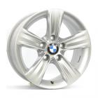 Inter-Tyre BMW 391 7.50X16 5X120 ET37.0 NB72.6 Zilver