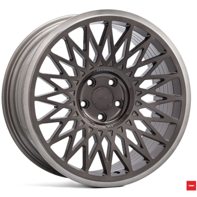 Ispiri by Wheelpoint CSR-FF4 CARBON GREY BRUSHED