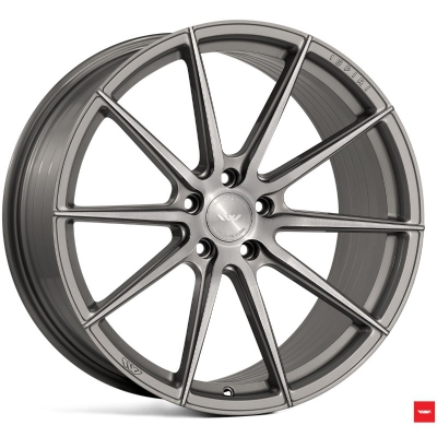 Ispiri by Wheelpoint FFR1 CARBON GREY BRUSHED