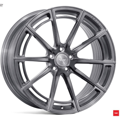 Ispiri by Wheelpoint FFR2 FULL BRUSHED CARBON TITANIUM