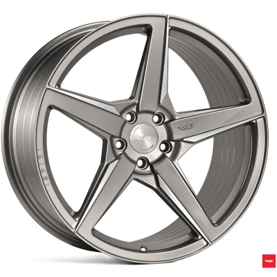 Ispiri by Wheelpoint FFR5 CARBON GREY BRUSHED