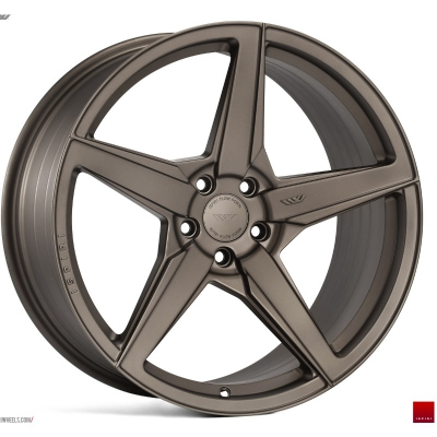 Ispiri by Wheelpoint FFR5 MATT CARBON BRONZE