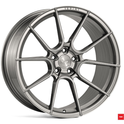 Ispiri by Wheelpoint FFR6 CARBON GREY BRUSHED