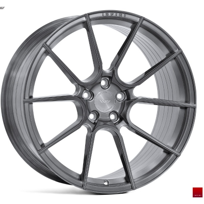 Ispiri by Wheelpoint FFR6 FULL BRUSHED CARBON TITANIUM