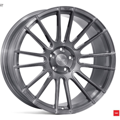 Ispiri by Wheelpoint FFR8 FULL BRUSHED CARBON TITANIUM