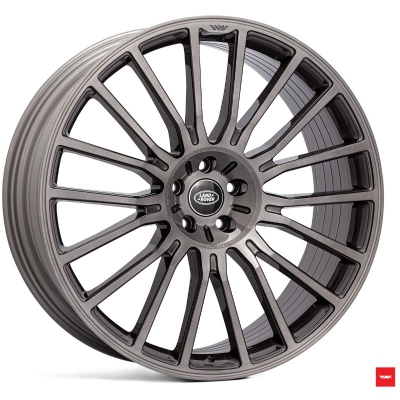 Ispiri by Wheelpoint ISVR1 CARBON GREY BRUSHED