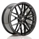 JR wheels JR28 9.00X22 Blanco ET30.0 NB74.1 Gloss Black