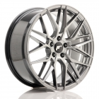 JR wheels JR28 9.00X22 Blanco ET30.0 NB74.1 Hyper Black