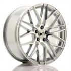 JR wheels JR28 9.00X21 Blanco ET15.0 NB74.1 Silver Machined