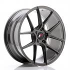 JR wheels JR30 9.00X21 Blanco ET20.0 NB74.1 Hyper Gray