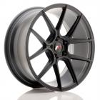 JR wheels JR30 9.00X21 Blanco ET20.0 NB74.1 Matt Black