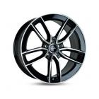 Keskin KT21 7.50X17 5X114.3 ET45.0 NB72.6 black front polish