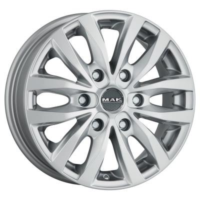 MAK - Load6 Silver