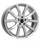 MAK Koln Silver 6.50X16 5X112 ET45.0 NB76.0 Silver