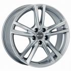MAK Icona Silver 6.50X16 5X114.3 ET40.0 NB76.0 Silver