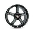 MAM W4 6.50X16 5X114.3 ET38.0 NB72.6 black painted