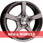 Mega Wheels by Kentyre Pantera Dark 7.50X17 5X112 ET38.0 NB73.2 hyper black