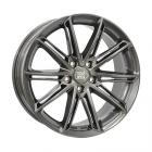 Mille Miglia M1007 8.00X18 5X108 ET40.0 NB72.2 Antraciet Donker