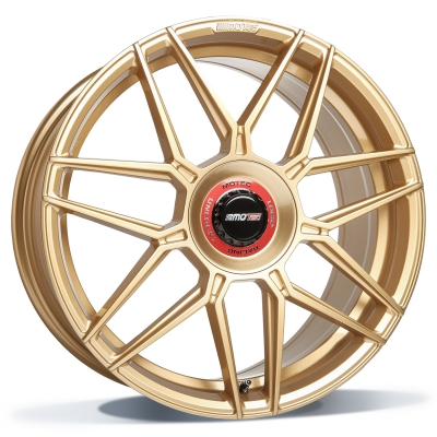 GT.ONE GOLD PAINTED D7