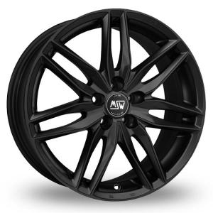 MSW 24 MATT BLACK