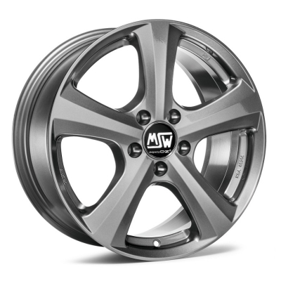 MSW MSW 19 GREY SILVER