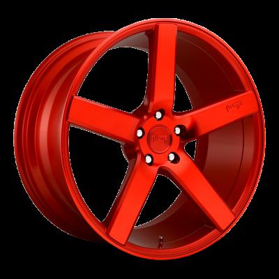 MILAN (M187) GLOSS RED