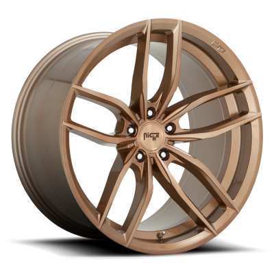 NC202 VOSSO GLOSSY BRONZE BRUSHED