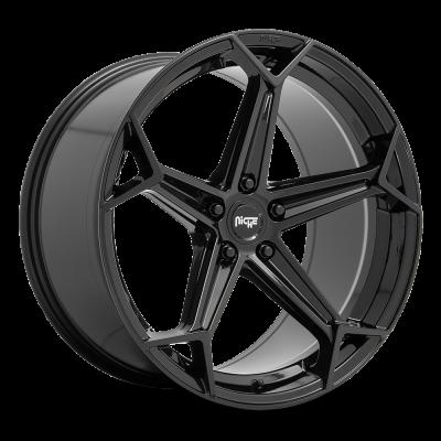 N258 ARROW GLOSS BLACK