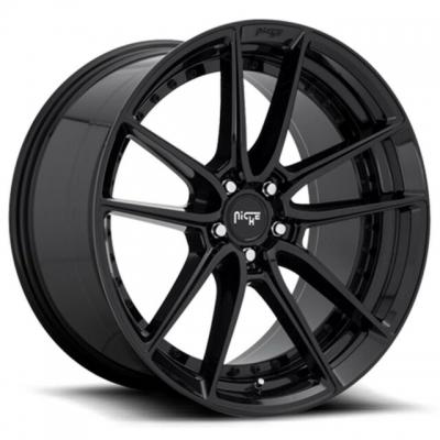 Niche by Wheelpoint DFS M223 GLOSS BLACK