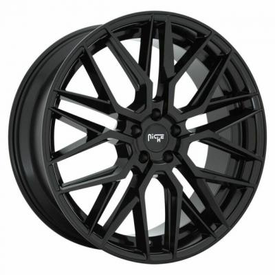 Niche by Wheelpoint GAMMA M224 GLOSS BLACK