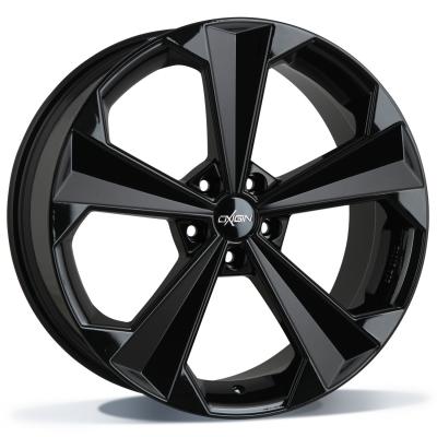 22 OXRS BLACK
