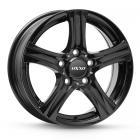 Oxxo Charon Black 5.50X15 5X100 ET40.0 NB57.1 Gloss Black