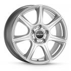Oxxo Furious 6.50X15 5X114.3 ET45.0 NB72.6 Silver