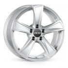 Oxxo Kallisto Silver 6.00X15 5X112 ET47.0 NB57.1 Silver
