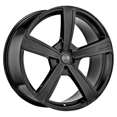 OZ Racing MONTECARLO HLT GLOSS BLACK