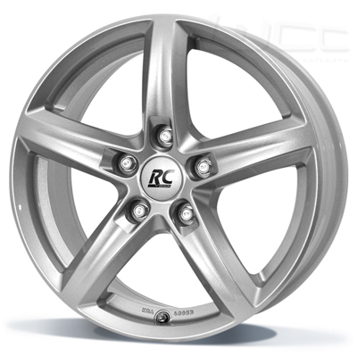 RC Design RC24 KRISTAL ZILVER (KS)