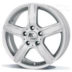 RC Design DRIVE 5.50X14 4X108 ET43.0 NB63.4 X3Kristal zilver (KS)