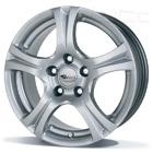 RC Design RC14 6.00X14 4X108 ET15.0 NB65.1 PEKristal zilver (KS)