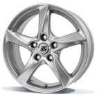 RC Design RC30 5.00X14 4X100 ET35.0 NB54.1 M1Kristal zilver (KS)