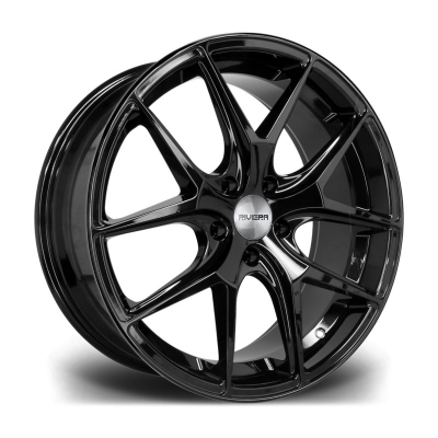 RV136 GLOSS BLACK