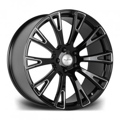 RV150 GLOSS BLACK MILLED