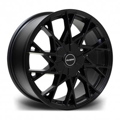 RV197 MATT BLACK