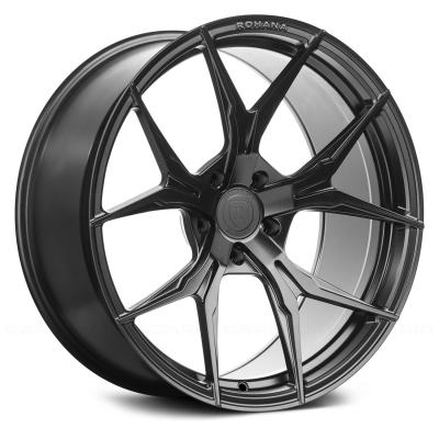 RFX5 MATTE BLACK