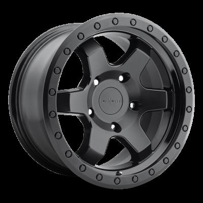 R151 SIX-OR MATTE BLACK