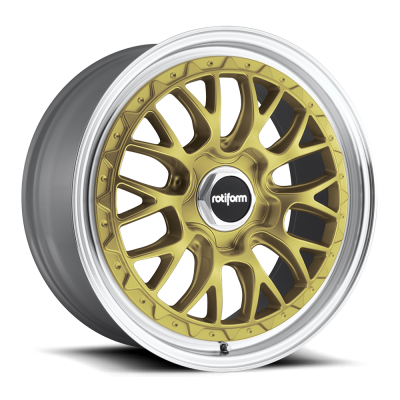 LSR (R156) GOLD MACHINED