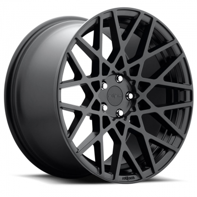 Rotiform by Wheelpoint BLQ R112 MATTE BLACK