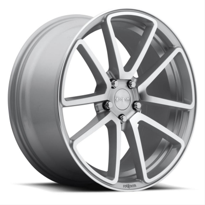 Rotiform by Wheelpoint SPF R120 SILVER MACHINED